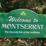 Photo of montserrat sign